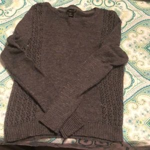 Forever 21 woman sweater